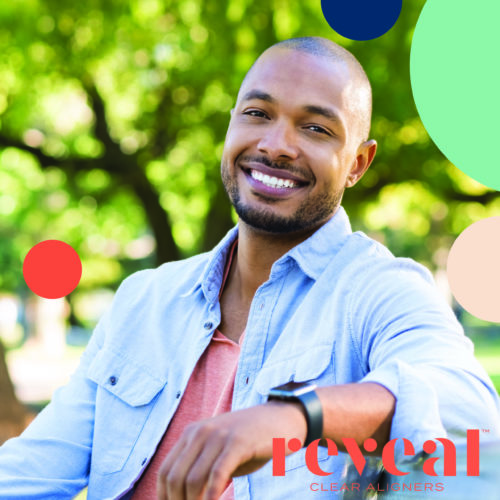 Reveal Clear Aligners New Orleans - Comfort Smiles Dentistry